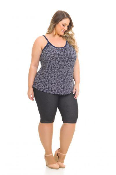 Blusa 002 Bermuda Cotton Jeans 1022
