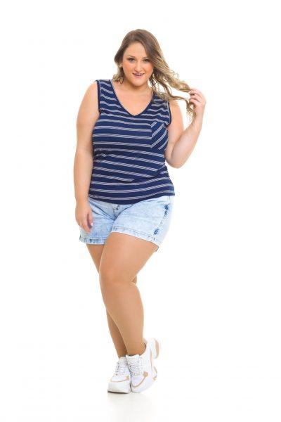 Regata Tricot 994 Shorts Jeans 1019